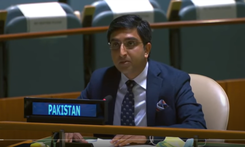 Pakistan, India spar at UNGA over minority rights in each other's countries
