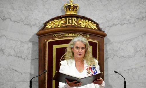 کینیڈا کی گورنر جنرل ہراساں کرنے کے الزامات پر مستعفی