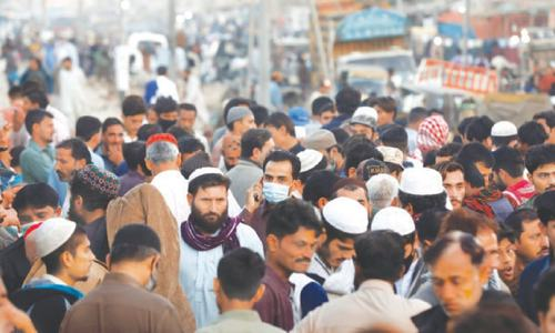 Relatively spared by Covid-19, Pakistanis drop their guard