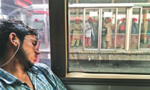 How one man captured stories of 10,000 ordinary Lahoris on the city's Metro bus