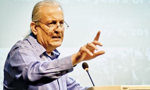 Presidential reference on Senate polls is misconceived: Rabbani