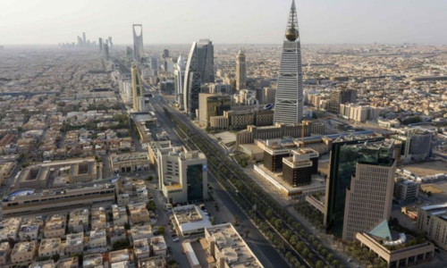Saudi intercepts 'hostile target' over capital
