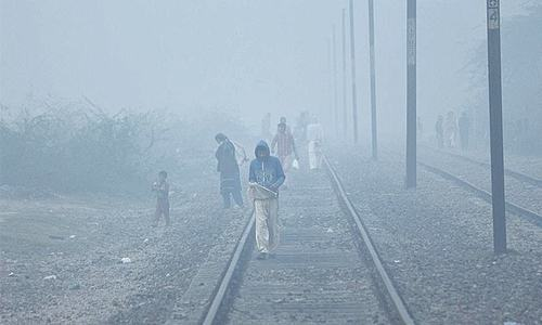 Cold weather to persist in most parts of country