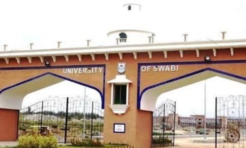 Swabi varsity's website hacked twice in a week