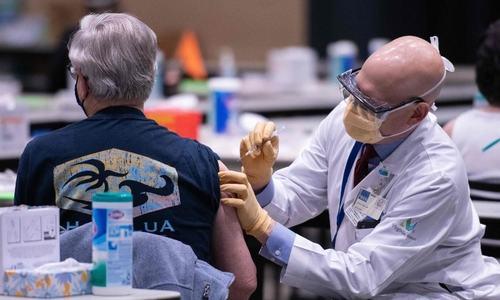 US passes 25m Covid-19 cases