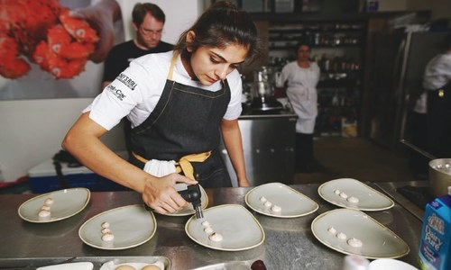 Chef Fatima's mother remembers her late daughter and her vision of spreading joy through food