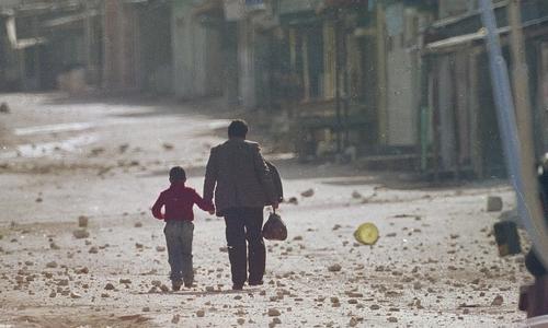 دنیا کے 63کروڑ خواتین اور بچے جنگی تنازعات کا شکار
