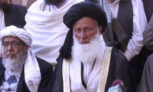 فضل الرحمٰن کو جماعت کی رجسٹریشن پر نوٹس دیں گے، مولانا شیرانی
