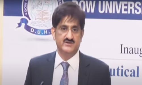 وزیر اعظم یا وفاق کے کسی عہدیدار کو جواب دہ نہیں ہوں، مراد علی شاہ