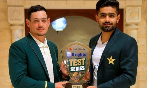 Poor past vs South Africa does not concern Babar Azam
