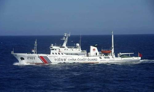 بحیرہ جنوبی میں امریکی فوج کی موجودگی امن کیلئے ٹھیک نہیں، چین
