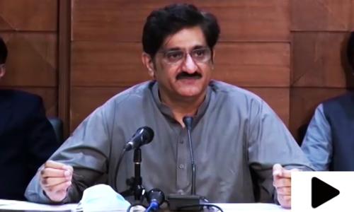 علی زیدی کی ویڈیو کا معاملہ: وزیراعلیٰ سندھ نے صحافی کو کیا جواب دیا؟
