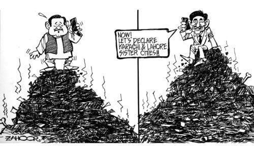 Cartoon: 26 January, 2021