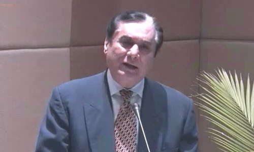 People with plazas in Dubai couldn't explain sources of income: NAB chief
