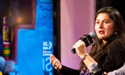 پاکستانی شوبز انڈسٹری غیر ملکی اداکار برداشت نہیں کرسکتی، شرمین عبید
