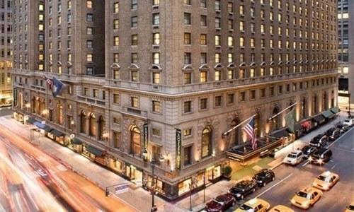 روزویلٹ ہوٹل خسارے کی وجہ سے بند کردیا گیا، غلام سرور خان