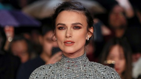 Keira Knightley says she won't shoot nude scenes with male directors anymore