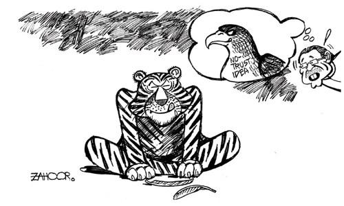 Cartoon: 27 January, 2021