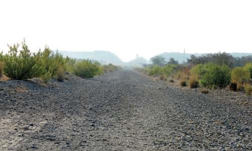 After seven years, work on Margalla Road construction to begin