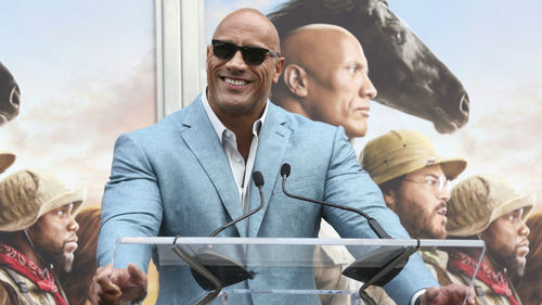Dwayne 'The Rock' Johnson shares stories from his crazy youth in new TV series