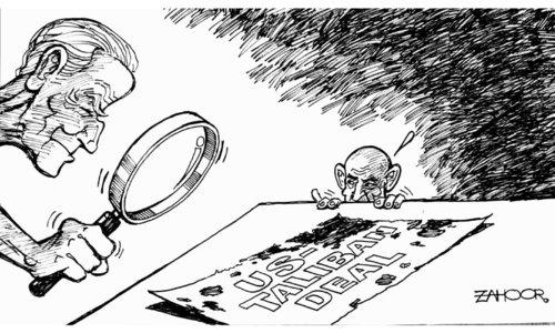 Cartoon: 28 January, 2021
