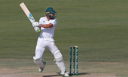 Century in first Test at hometown a dream come true: Fawad