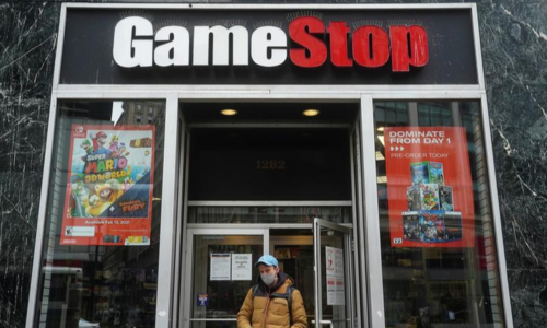 GameStop, other retail darlings dented after Reddit group briefly shuts doors