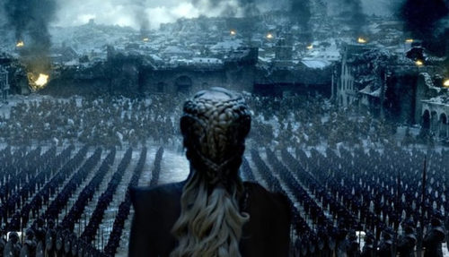 Game of Thrones fans, an animated series could be coming your way soon