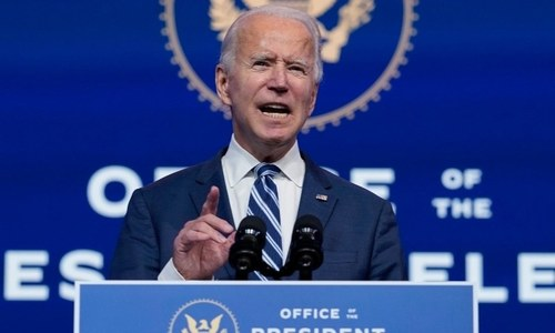 Biden freezes giant UAE jet package, Saudi arms for review