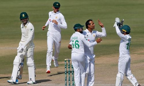 Nauman and Yasir shine as Pakistan beat South Africa in first Test