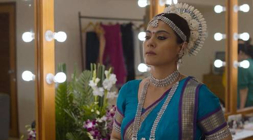 Review: Kajol's Tribhanga is 90 minutes of humdrum conversations and flashbacks