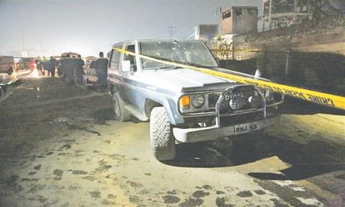Police officer shot dead in Peshawar