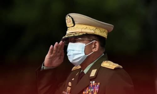 Myanmar army plays down coup rhetoric