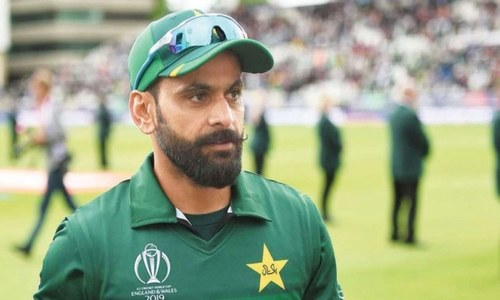 Hafeez and Fakhar dropped as Pakistan name 20 for South Africa T20s