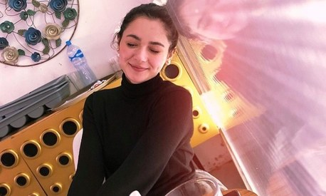 'No shame in reaching out for help,' says Hania Aamir as she encourages self-care