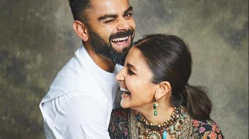 Power couple Anushka Sharma and Virat Kohli reveal newborn's name