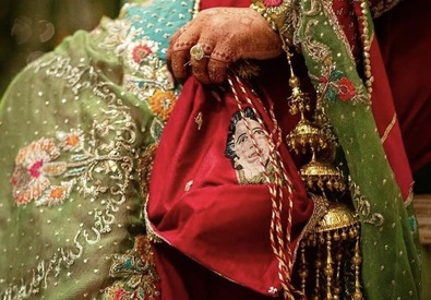 It's all in the details: Zara Shahjahan on designing Bakhtawar's bespoke mehndi dress
