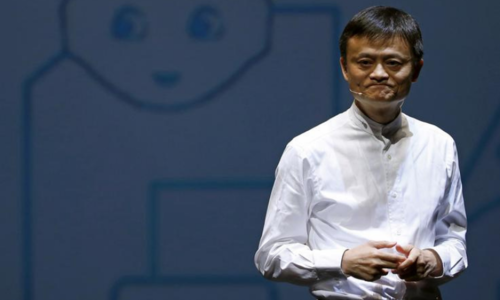 Chinese state newspaper omits Jack Ma from list of entrepreneurial leaders