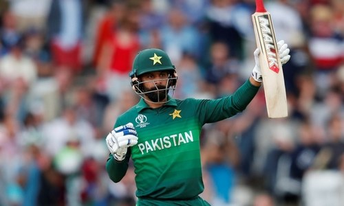 Why calls for Mohammad Hafeez's inclusion are emblematic of Pakistan's VIP culture