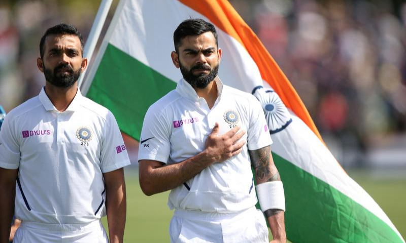 Kohli's India face England with Lord's Test final at stake
