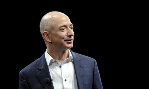Bezos to step down as Amazon CEO, names Andy Jassy as successor