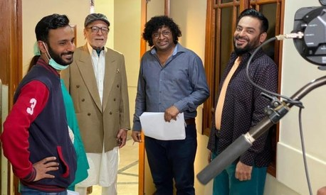Aamir Liaquat to make acting debut with pandemic comedy