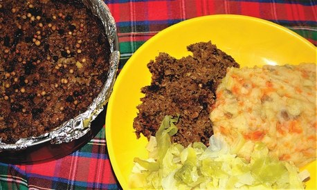 How to cook Haggis — a simple and nutritious dish that is relatively cheap and easy to make