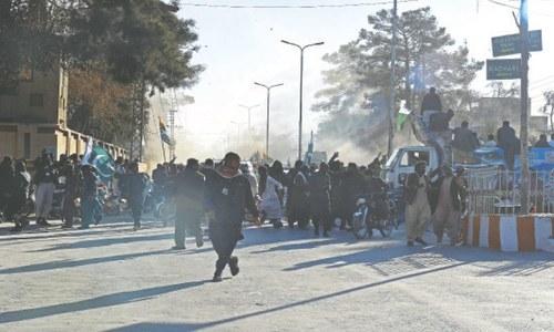 Two killed, 20 injured in two Balochistan bomb blasts