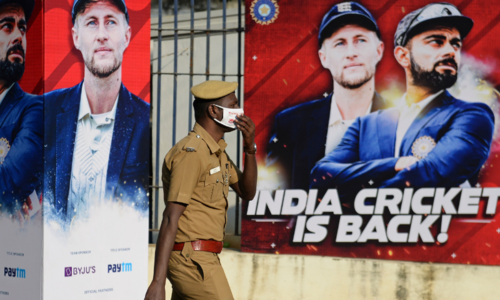 Root hits double century as England reach 555-8 in first India Test
