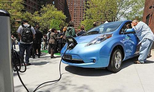 Charging infrastructure key to fast adoption of electric vehicles