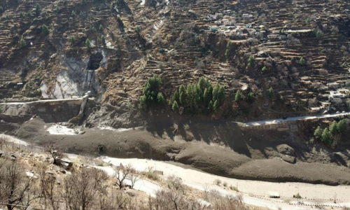 Himalayan glacier bursts in India, over 100 feared dead in floods