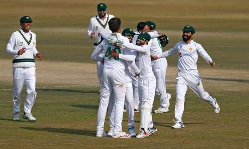 'Pakistan cricket back with a bang': Jubilation after first series win over S. Africa in 18 years