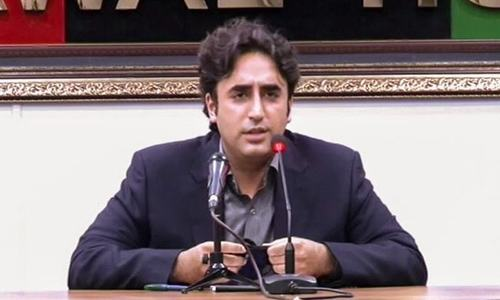Bilawal demands 'establishment stay away from Senate elections, politics'