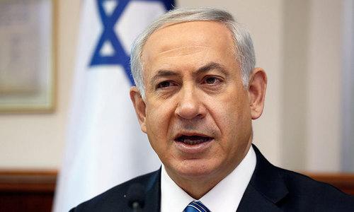Netanyahu denies graft as trial resumes